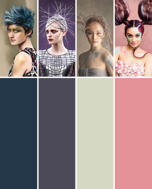 2016 Sherwin Williams Color Mix