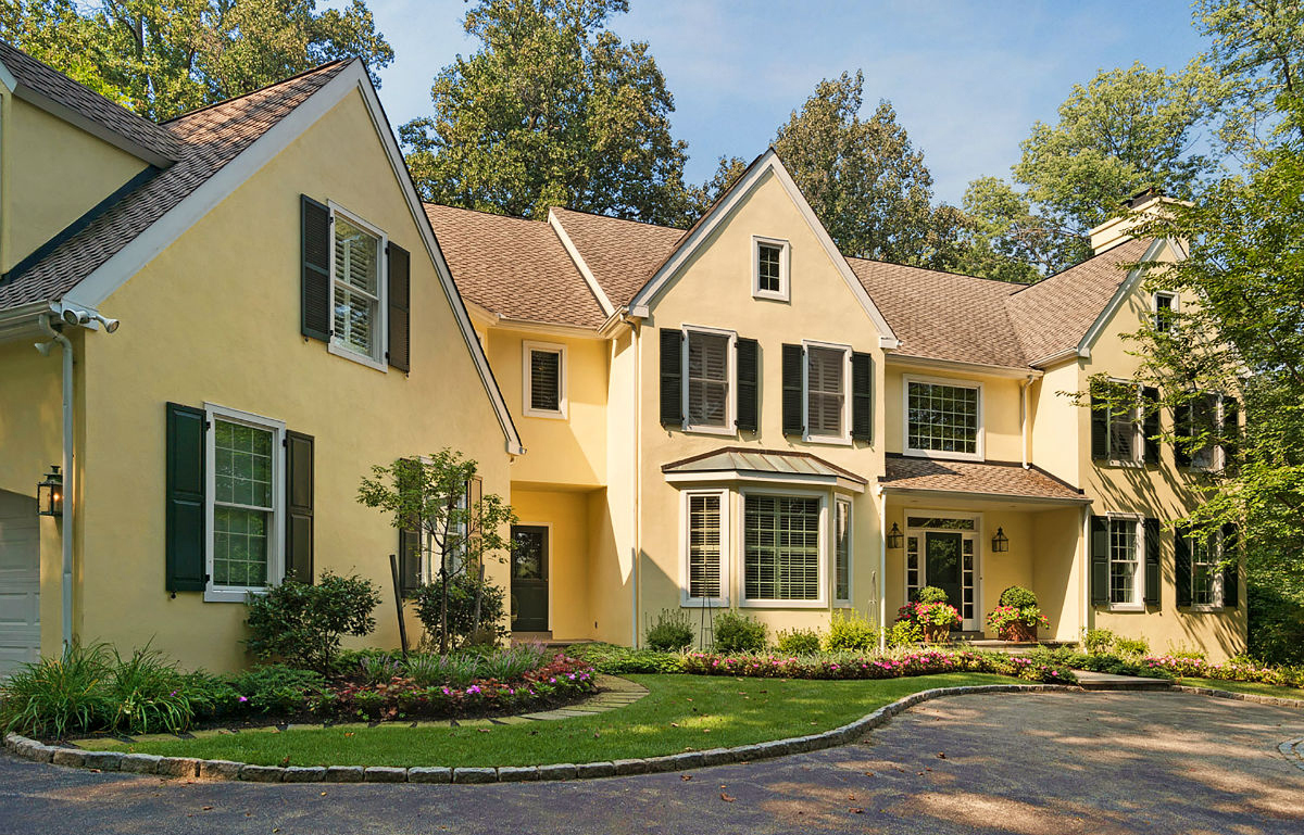 Exterior Painting in Philadelphia by John Neill Painting & Decorating
