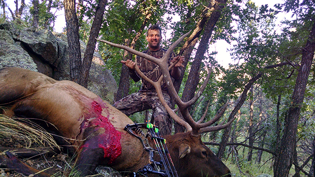 Bill Ludolph IN 5x5 Archery