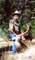 Larry Tarditi CA 4x4 Mule Deer