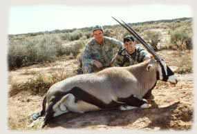 chad birenkott WI Oryx