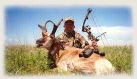 ralph ramos archery antelope 84 P&Y