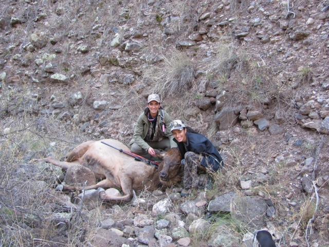 Ana Gonzalez, NM - Youth Cow Elk