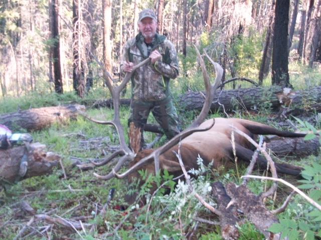 Kirk Ackerman, MN - 345 P&Y Archery Bull