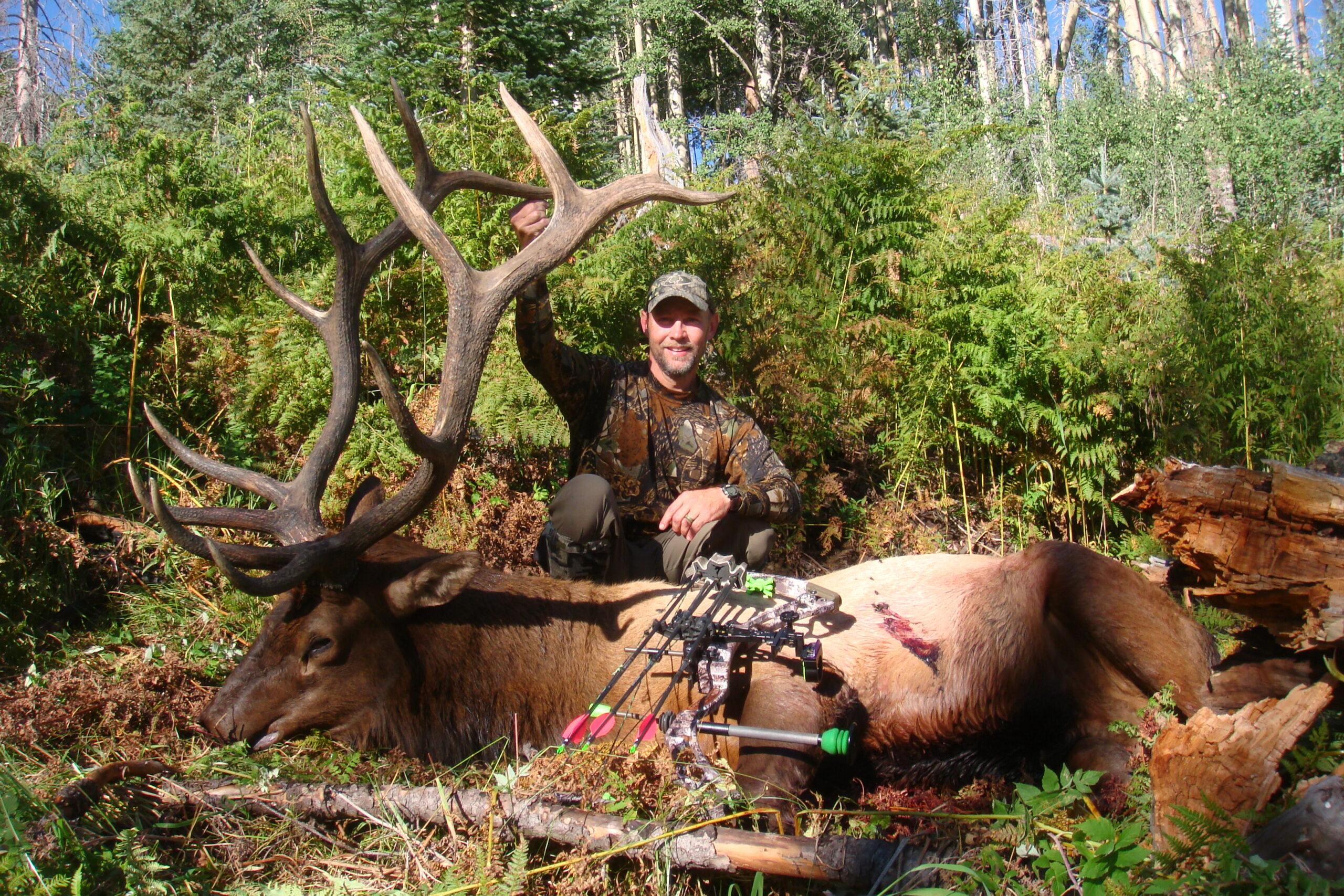 Jason Lancaster, KY. 340 SCI 6x6, Archery