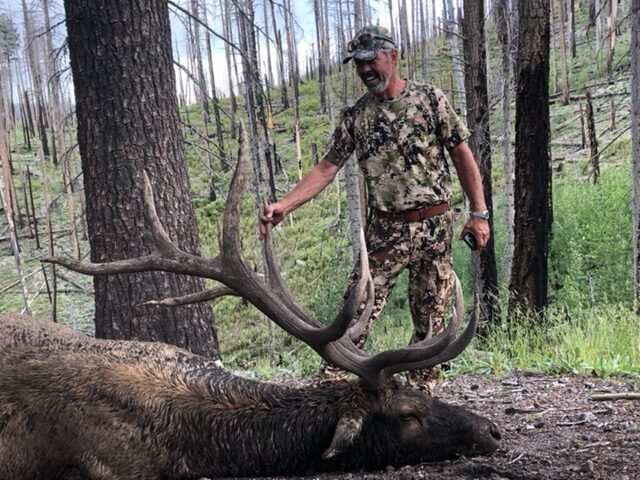 Wade Roop, OK. 373 SCI 6x6, Archery