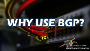 Why use BGP?