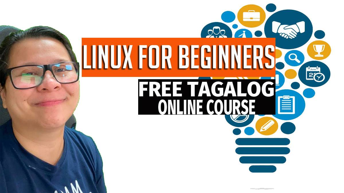 FREE Linux for Beginners Course   Linux Tutorials Philippines
