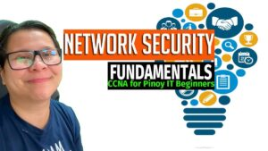 Network Security Fundamentals  CCNA Tutorials for Beginners