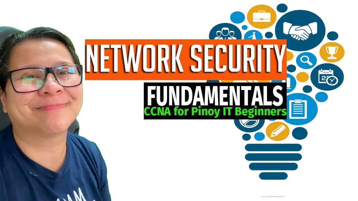 Network Security Fundamentals  CCNA Tutorials for Beginners