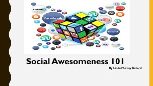 Social Awesomeness 101