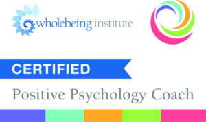 Certificate from the wholebeing institute