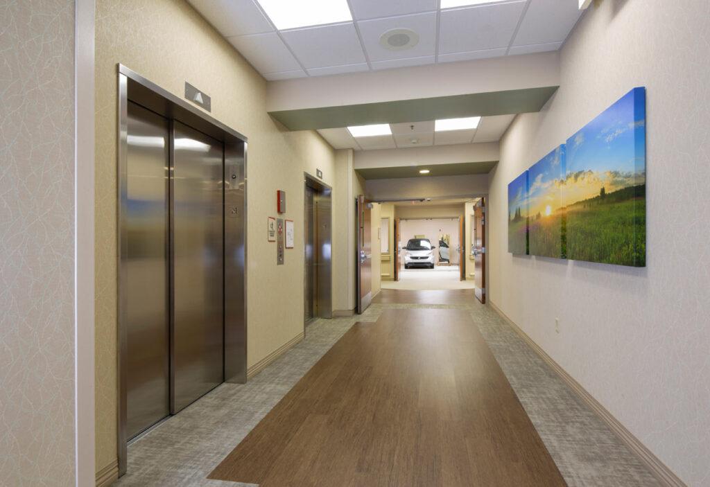 Community Rehab Hospital South three