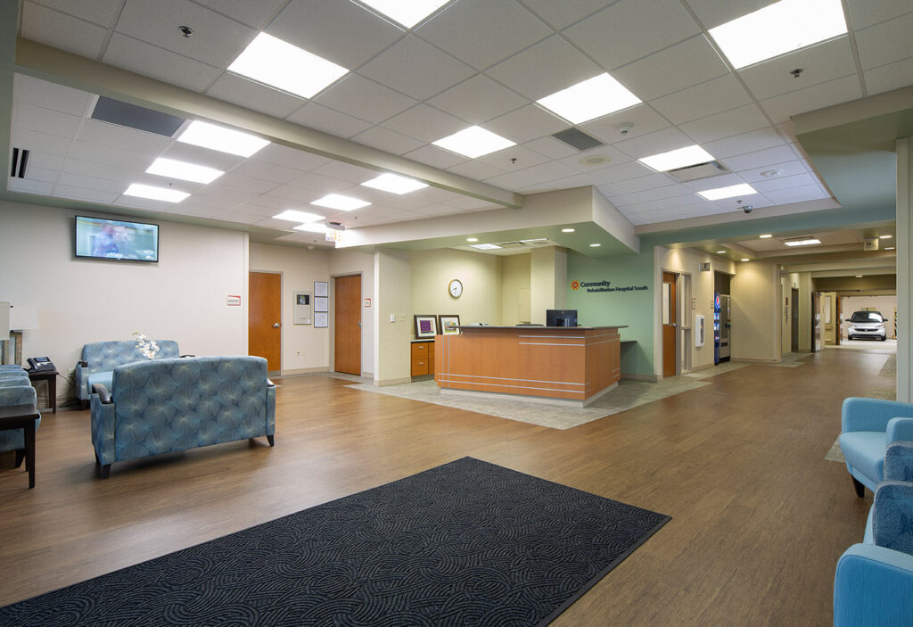 Community Rehab Hospital South two