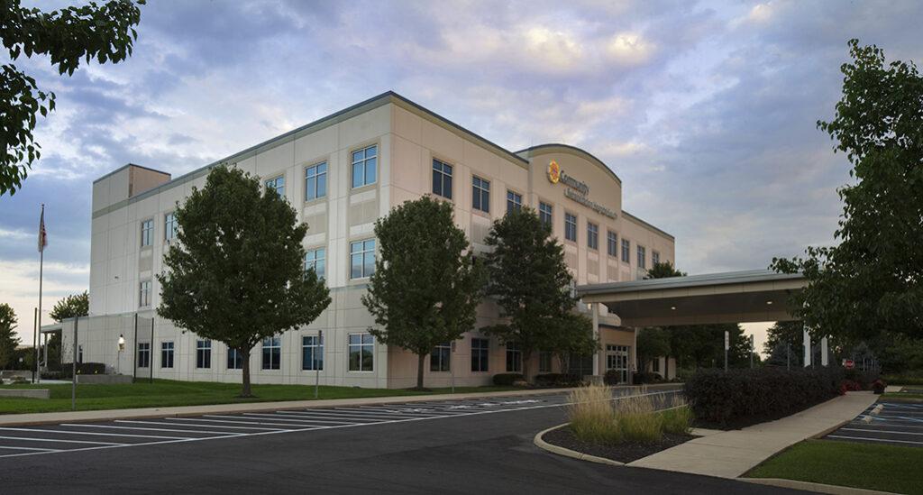 Community Rehabilitation Hospital-01 Grand Opening