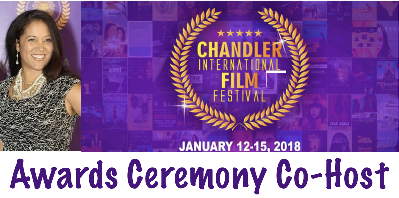 CIFF awards 2018 cohost