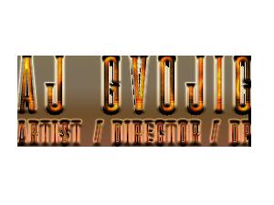 AJ GVOJIC - ARTIST // DIRECTOR // DP