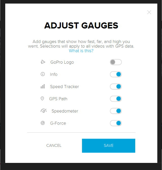 How To Add GPS Data Gauges To Your GoPro Videos – Air