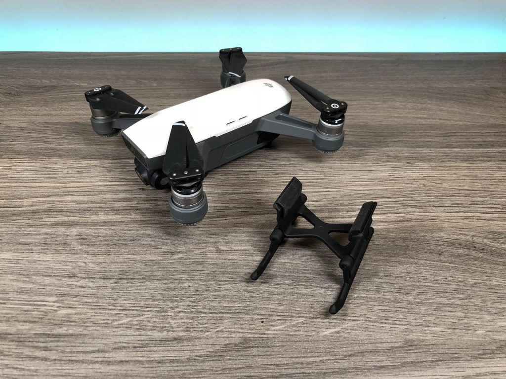 Best Landing Gear Extension for DJI Spark – Air Photography: GoPro