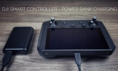 New Firmware Update For DJI Smart Controller v01 00 0530