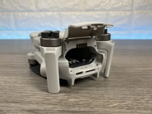 DJI Mavic Mini Battery Compartment.