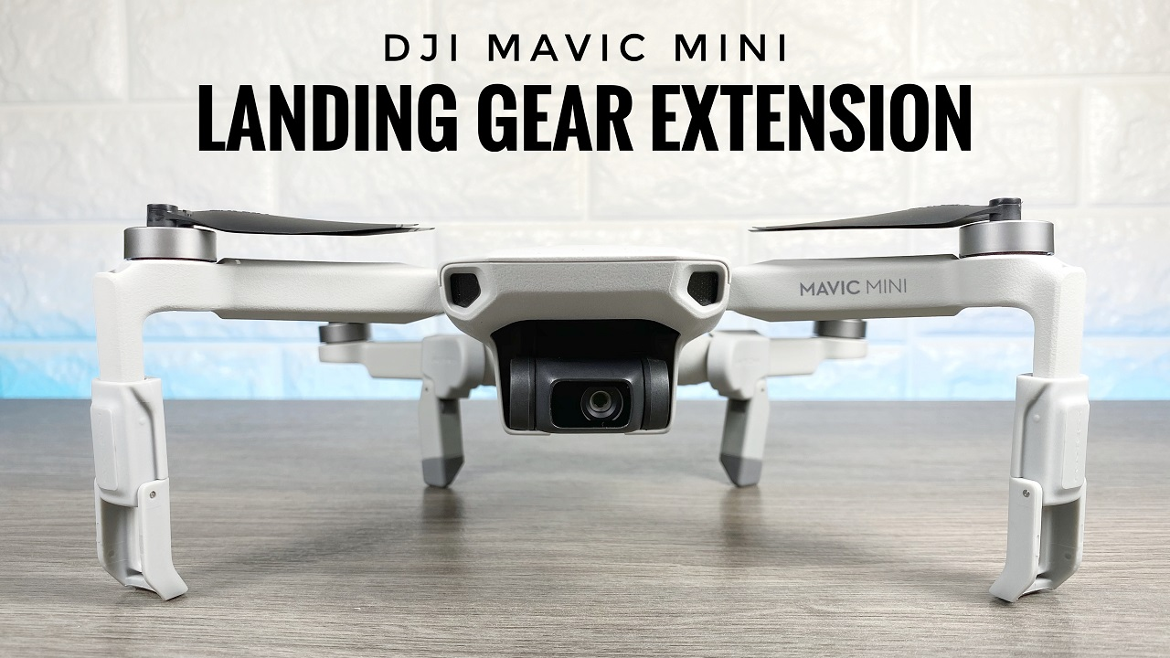 PGYTech Landing Gear Extension For Mavic Mini.