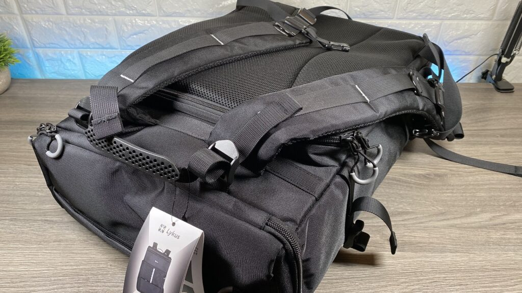 Lykus Backpack for DJI Ronin SC Review.