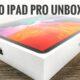 2020 iPad Pro Unboxing.
