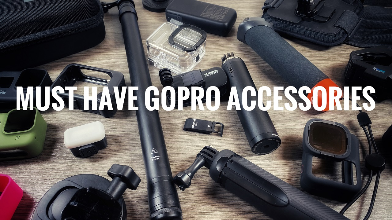 Must have GoPro gear in 2020
