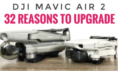 32 reason to upgrade from the Mavic Mini to the Mavic Air 2.