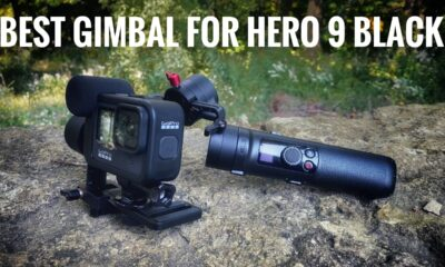 Best gimbal for the GoPro Hero 9 Black.