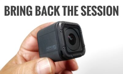 Bring Back The GoPro Session.