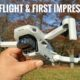 DJI Mini 2 First Flight and First Impressions.