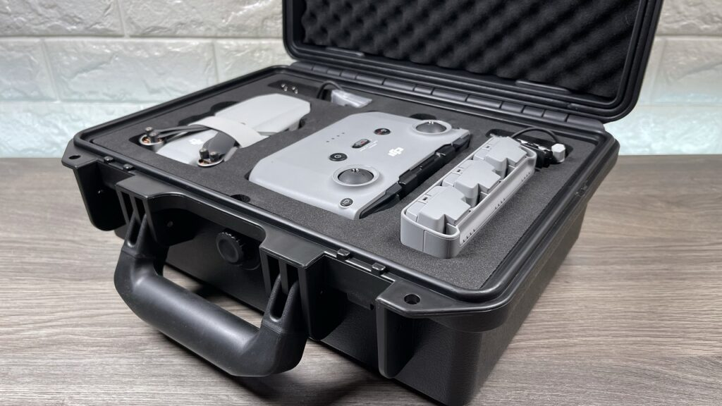 Lykus Waterproof hard case for DJI Mini 2.
