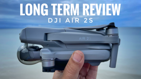 Long-term 6 month review of the DJI Air 2S drone.