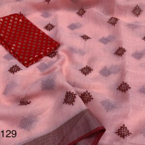 Pure_Linen_Saree_collection_online_vatika_fabrics_4