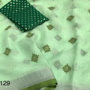 Pure_Linen_Saree_collection_online_vatika_fabrics_5
