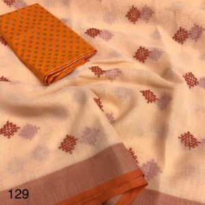 Pure_Linen_Saree_collection_online_vatika_fabrics_7