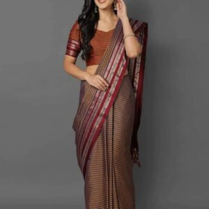 Soft_Cotton_Weaving_Sarees_Cotton_Sarees_Online_Shopping_Magic_Chex_Vatika_Fabrics_2