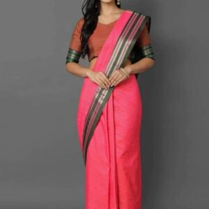 Soft_Cotton_Weaving_Sarees_Cotton_Sarees_Online_Shopping_Magic_Chex_Vatika_Fabrics_5