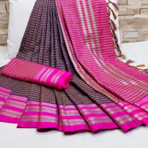 Soft_Cotton_Weaving_Sarees_Cotton_Sarees_Online_Shopping_Magic_Chex_Vatika_Fabrics_8