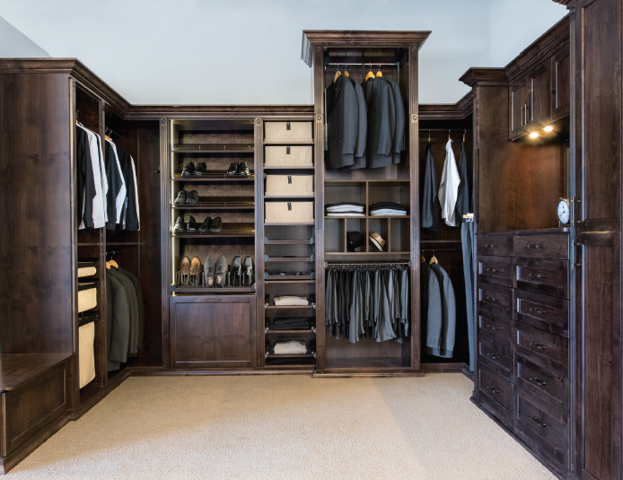 Da Vinci Cabinetry Custom Closets