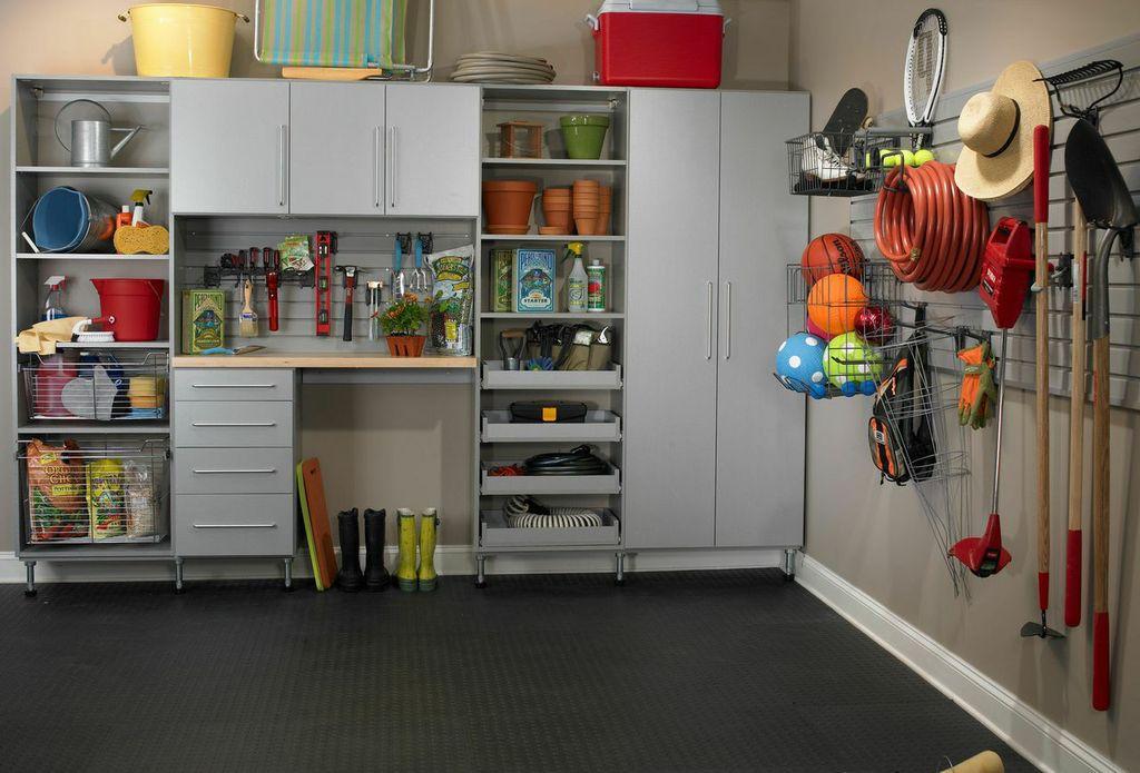 Garage cabinets - get orginized