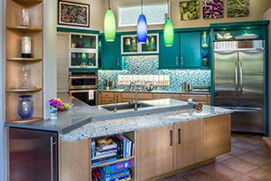 Soft-Modern kitchen