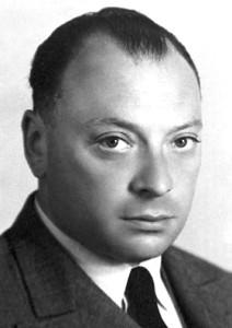 Figure 3. Wolfgang Pauli.