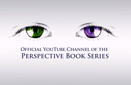 Perspective Book Series New Logo - Official YouTube Channel