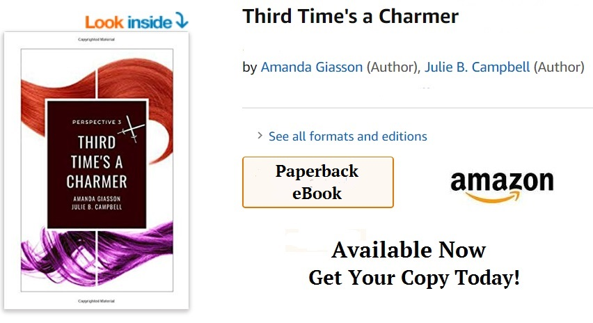 Third Time`s a Charmer Paperback - eBook Amazon