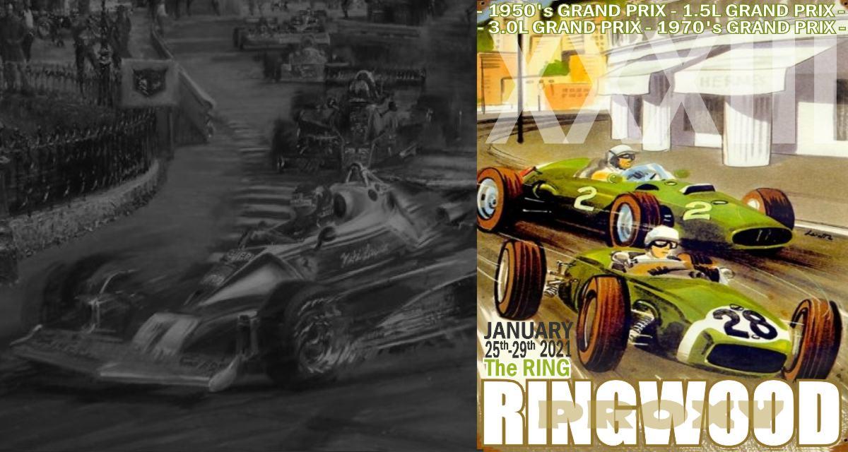 Ringwood XXXIII