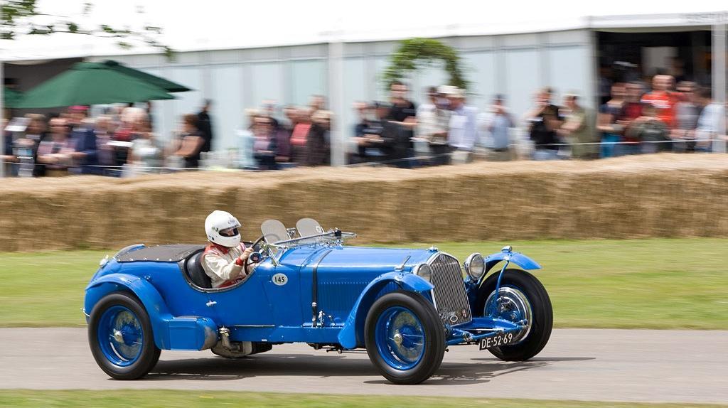 1933 Alfa Romeo 8C 2300, Le Mans