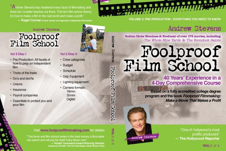 FoolProof Film Series: Volume 3